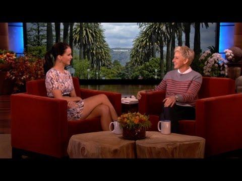 Jennifer Lawrence: My Mom Stole My Oscar Ballot