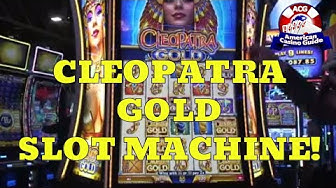 Cleopatra Gold Slot Machine from IGT