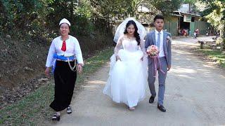 Đám cưới Quang Bộ ❤Hồng Mơ theo phong cách người Mường