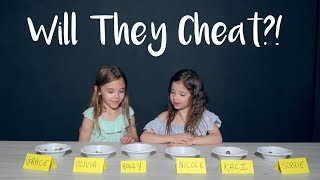 WILL THEY CHEAT?! - HIDDEN CAMERA GAMES - PART 2