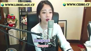 Despasito Cover Chinaese Version Mp3