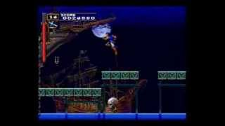 Castlevania: Rondo of Blood -- Stage 5, Ghost Ship: The Devil Flies by Night