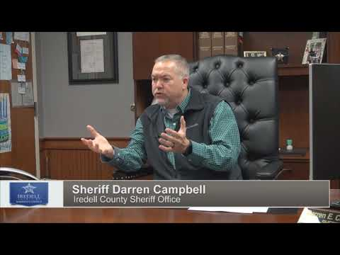 Iredell County Sheriff Office Community Watch February 2019