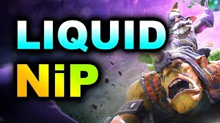 LIQUID vs NiP - EU SUPER FINAL - MDL CHENGDU MAJOR 2019 DOTA 2