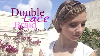 Double Lace Braid Bun | Stella Thumbnail