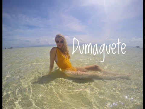 PERFECT BEACH PARADISE IN THE PHILIPPINES! - Dumaguete