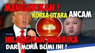 PERANG DUNIA KE 3 KOREA UTARA VS AMERIKA SERIKAT ASIA PASIFIK DARURAT