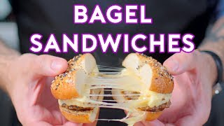 Download Binging with Babish: Bagel Sandwiches from Steven Universe Mp3 and Videos