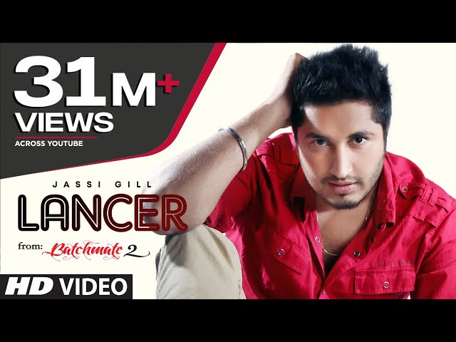 Jassi Gill Lancer Full Video Song (Official) Bachmate 2 | NEW PUNJABI VIDEO Travel Video