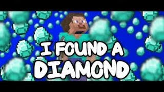 I Found A Diamond   An Original Minecraft Song