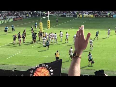 Exeter Chiefs V Wasps. Steenson Wins It At Twickenham