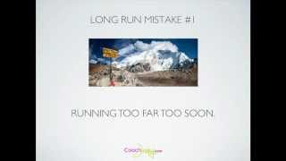 7 Most Common Long Run Mistakes and How to Avoid Them