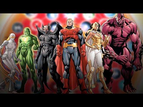 10 безумных альтернативных вселенных DC в которые вы не поверите