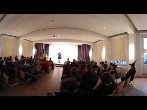 Scheibenwelt Convention 2017 - Talk und Lesung von Stephen Briggs