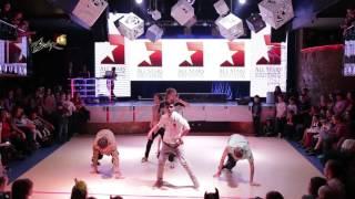 BREAK DANCE Show by Сергей Ярмак.All Stars Halloween Party 2015