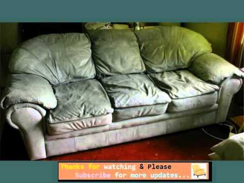 Sofa Designs And Collection | Leather Sofa Green Romance - Youtube