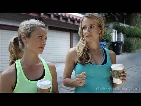 Chelsey and Kelsey: Coffee Breakdown NSFW