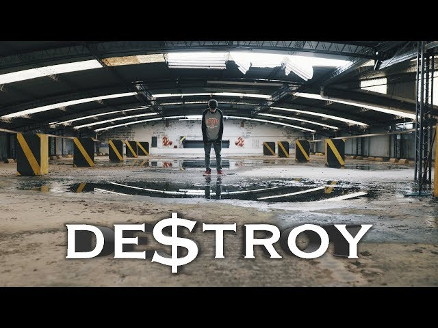 LIT killah - DE$TROY (Video Oficial)