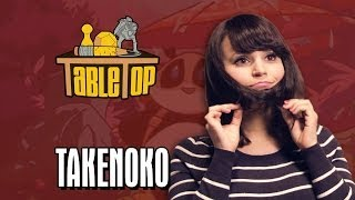 Takenoko: Harley Morenstein, Rosanna Pansino, and Drew Roy join Wil on TableTop SE2E14