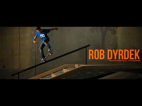Rob Dyrdek Skateboarding Video