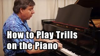 Piano Techniques: How t๐ Play Trills on the Piano? - Practicing Trills