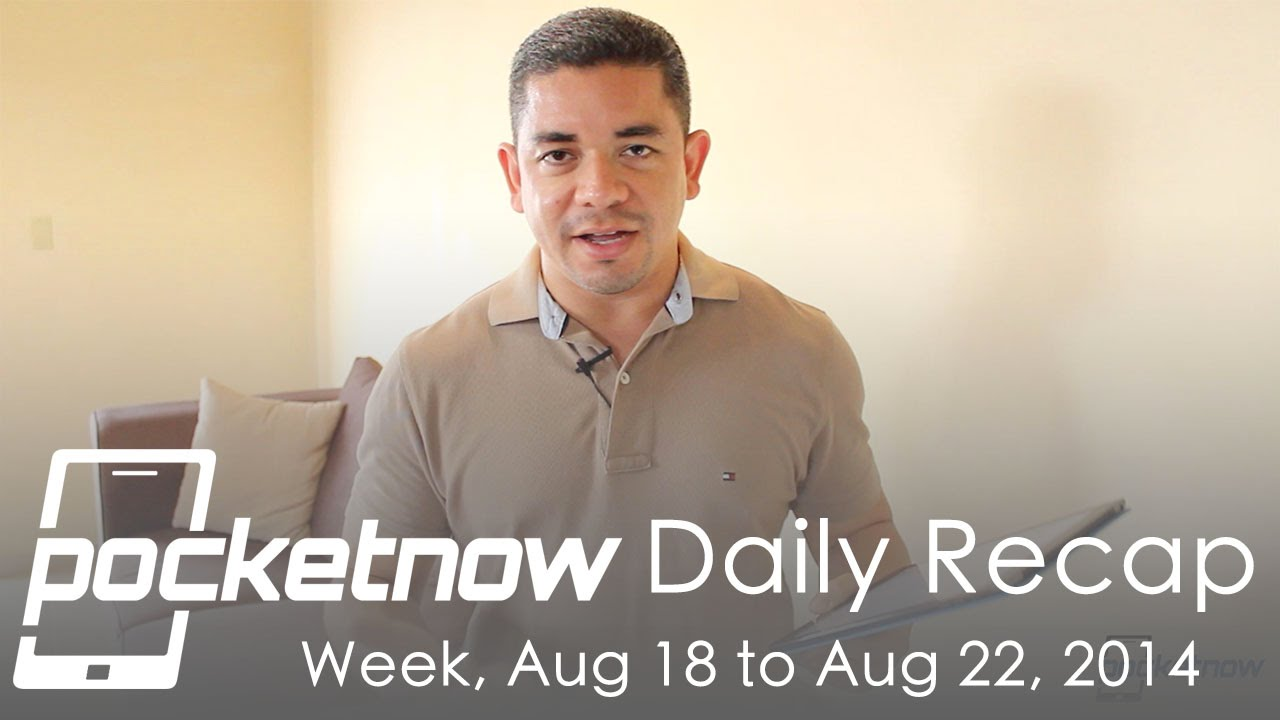 iPhone 6, Moto 360, Windows 9 comments & more - Pocketnow Daily Recap