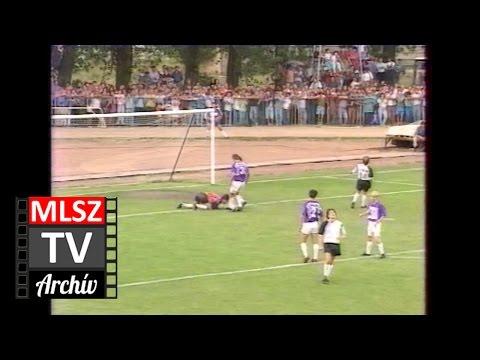 Hatvan-Újpest | 1-2 | 1993. 06. 30 | MLSZ TV Archív