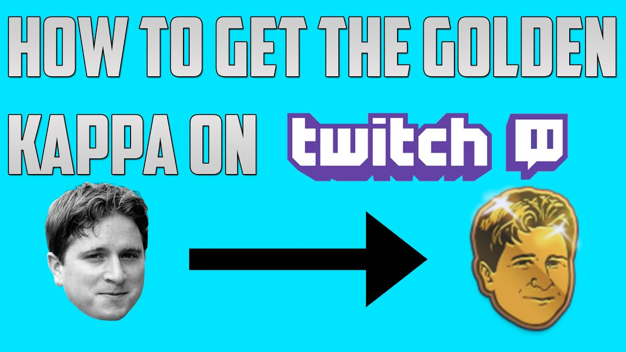 gorące nowe produkty kod promocyjny fantastyczne oszczędności How to get the GOLDEN Kappa on Twitch (I AM THE CHOSEN ONE) Kappa