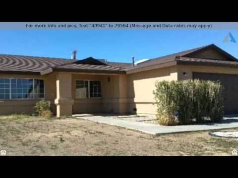 Priced at $53,000 - 21237 83rd ST, California City, CA 93505