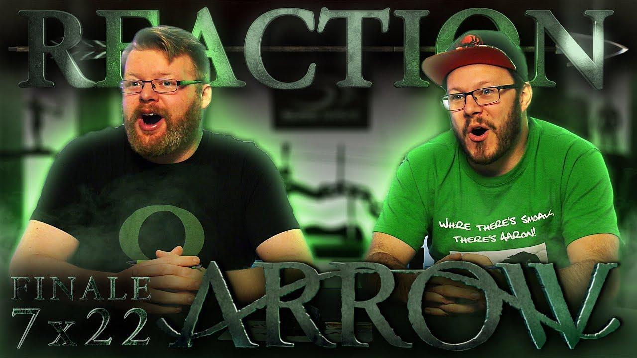 Entertainment: Arrow season 8 trailer sends Oliver on one