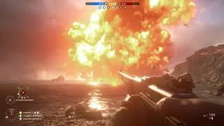Battlefield 1 Biggest Explosion