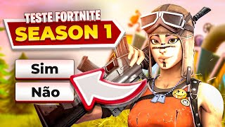 QUIZ SEASON 1! TEST FORTNITE ‹ JUAUM ›