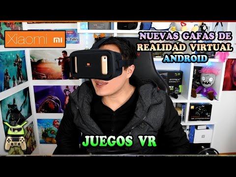 Nuevas Gafas De Realidad Virtual Android Más Juegos