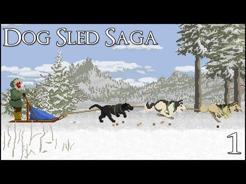 Settling into the Kennel || Dog Sled Saga - Episode #1 |