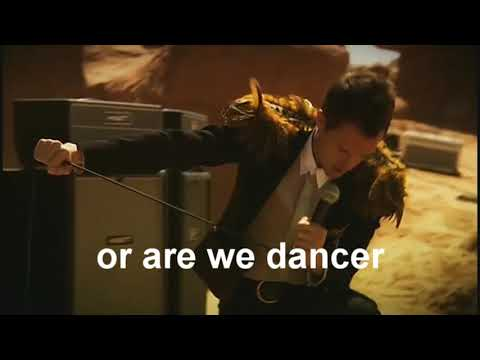 are we human or are we dancer (lyrics)