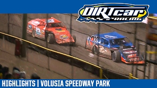 UMP Modifieds Volusia Speedway Park DIRTcar Nationals Highlights