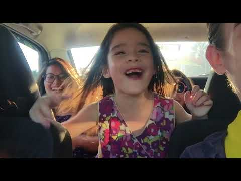 Car Karaoke by the Horne family feat. Florina Michael - Despacito
