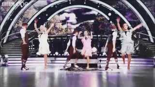 Week 10: The Strictly Professional Dancers Perform - Strictly Come Dancing 2011 - BBC One