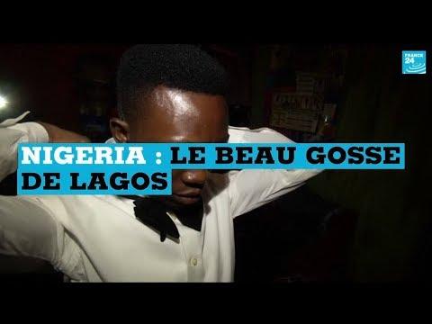 Nigeria : le beau gosse de Lagos