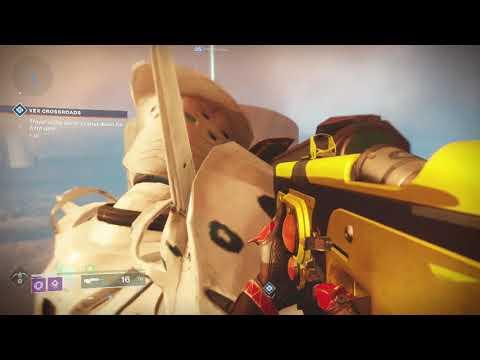 Destiny 2 Curse of Osiris New Weapon 7 6 5 Scout Rifle