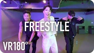 VR 180 / Freestyle Dance / Hyojin Choi X Koosung Jung X Austin Pak