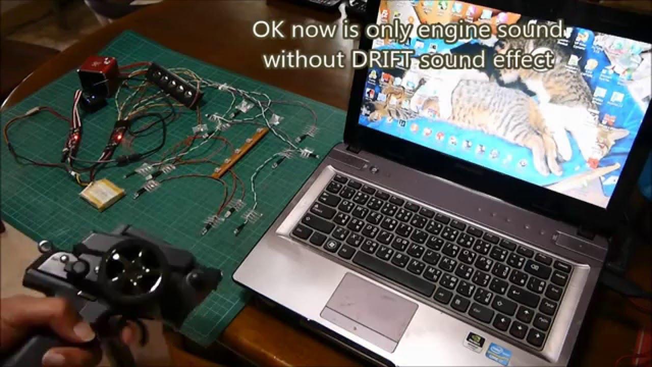 9turbo sound mini programming sound chip youtube