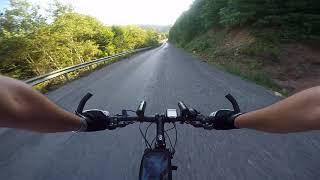Ozan Deresi İnişi - Bisikletle Rampa İniş