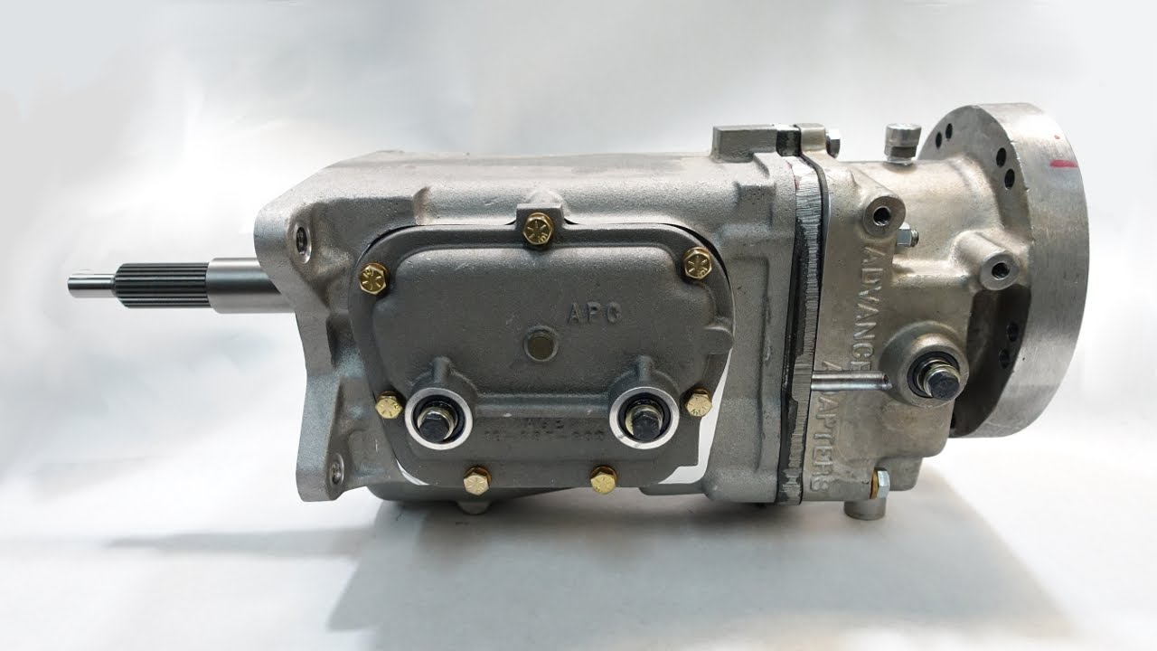 Muncie 4 speed to Jeep Dana 300 18 20 Transfer Case Conversion