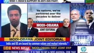 Modi, Obama write joint editorial  in Washington post