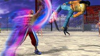 [TAS] Tekken 4 - Steve Fox