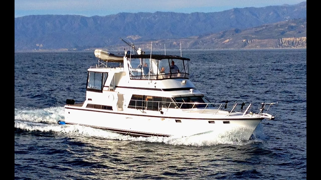 49' Lien Hwa 1987 CPMY For Sale