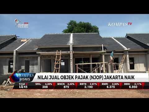 Nilai Jual Objek Pajak Jakarta Naik