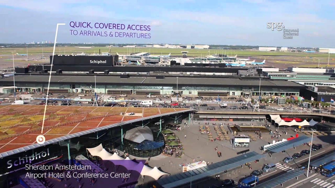 Airport Hotel Schiphol Amsterdam