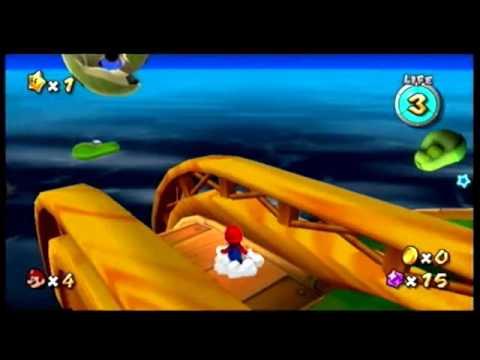 Super Mario Galaxy speedrun in 2 45 27 world record